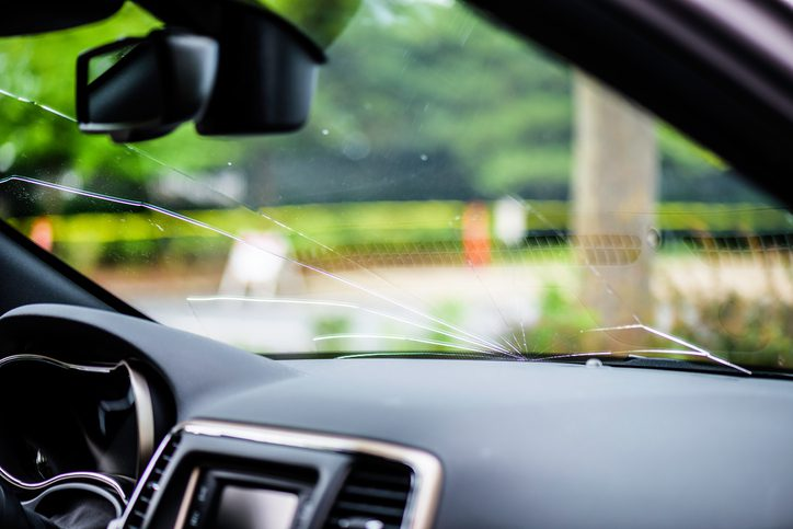Auto Glass Damaged on Vacation? Here's 3 Things You Should Do